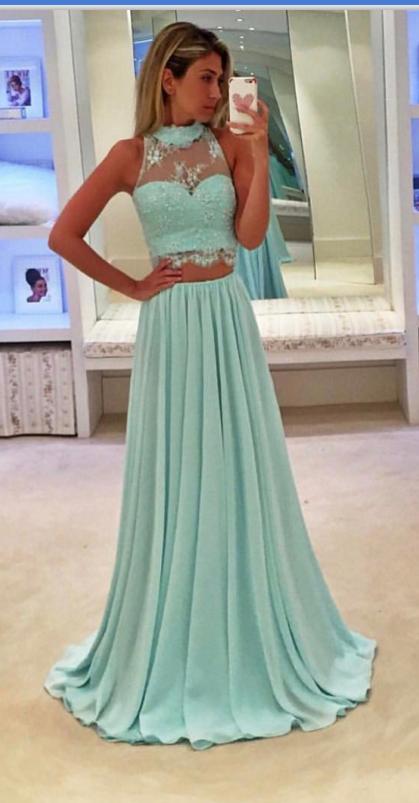 Prom Dress,Prom Dresses,Prom Dresses For Teens,Chiffon Prom Dresses ...