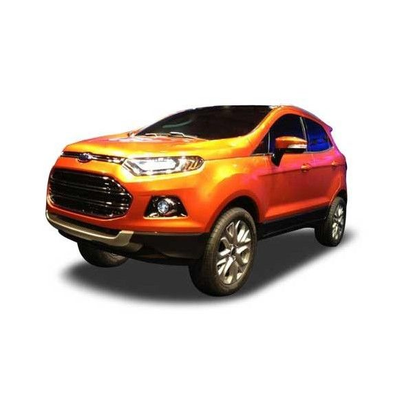 Check Out The Ford Ecosport In India As On Apr 09 2013 Starts At