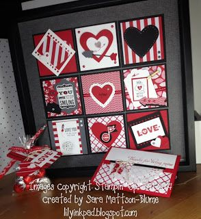 Lily's Ink Pad: Stampin' Addicts Occasions Catalog Blog Hop: Love You to the Moon