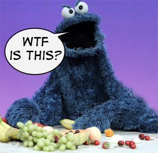 For Goodness Sakes Let The Cookie Monster Eat Cookies Monster Cookies Bones Funny Funny