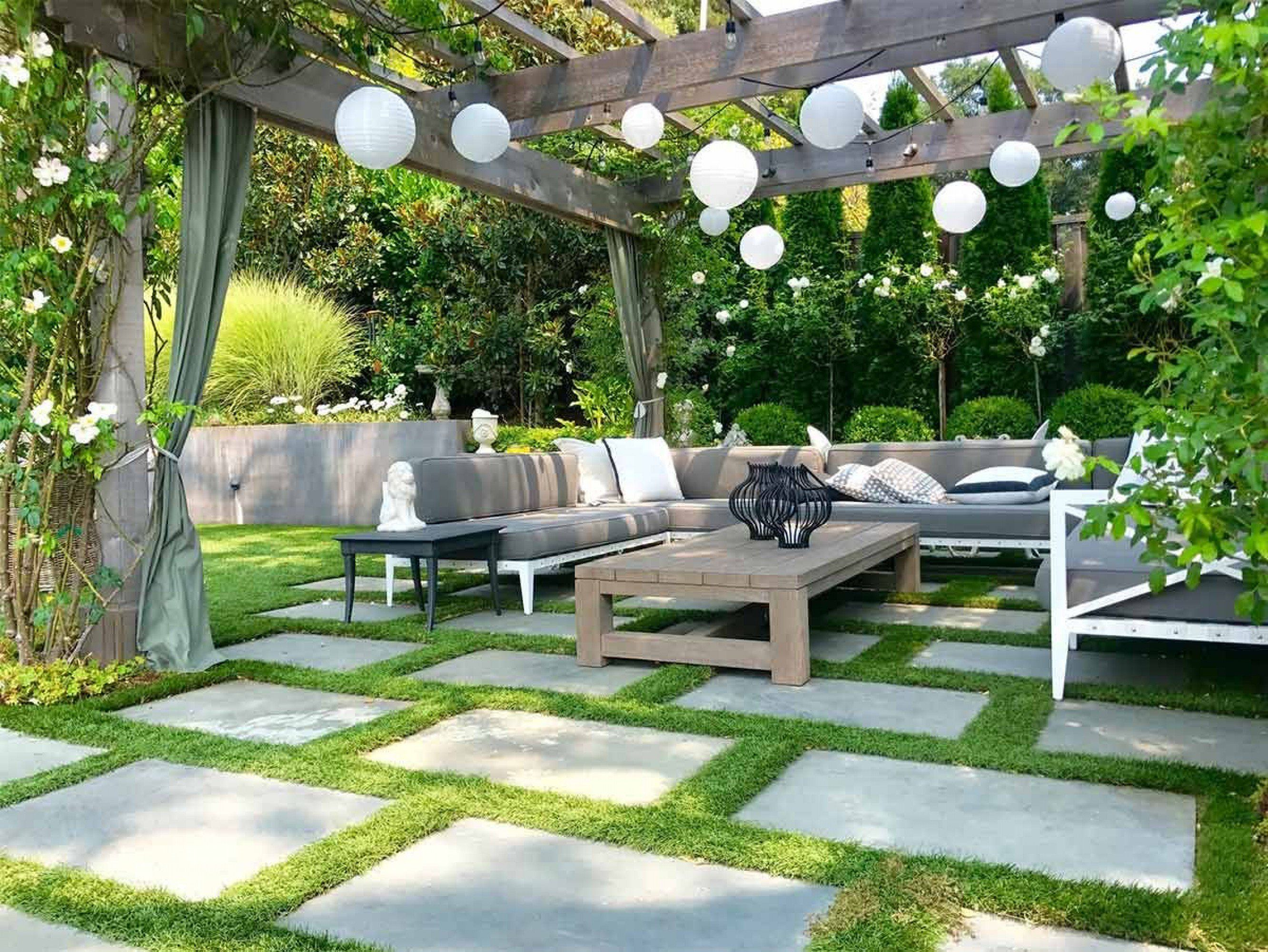 Best And Beautiful 25 Diy Landscaping Design Ideas On A Budget Landscaping Inspiration Easy Garden Easy Landscaping