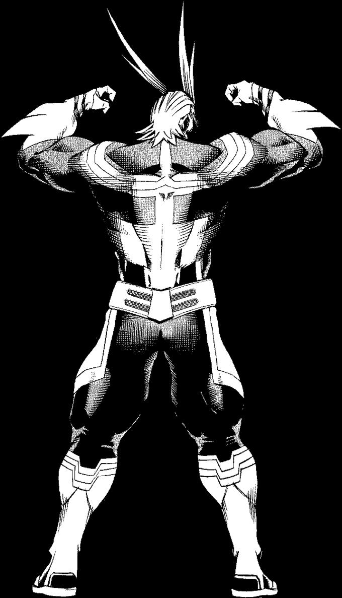 Boku No Hero Academia Mangacaps Posts Tagged All Might My Hero Academia Manga Hero Boku No Pico Manga