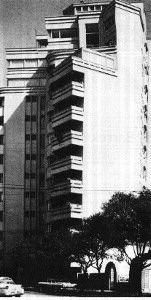 México en 1958, Edifico Francisco J. Serrano