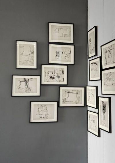 d coration murale toutes nos id es pour d corer un mur int rieurs contrast s en bw bois. Black Bedroom Furniture Sets. Home Design Ideas