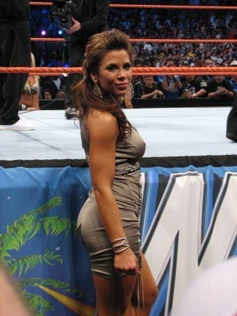 Pics of mickie james ass, hot chick off mythbusters porn