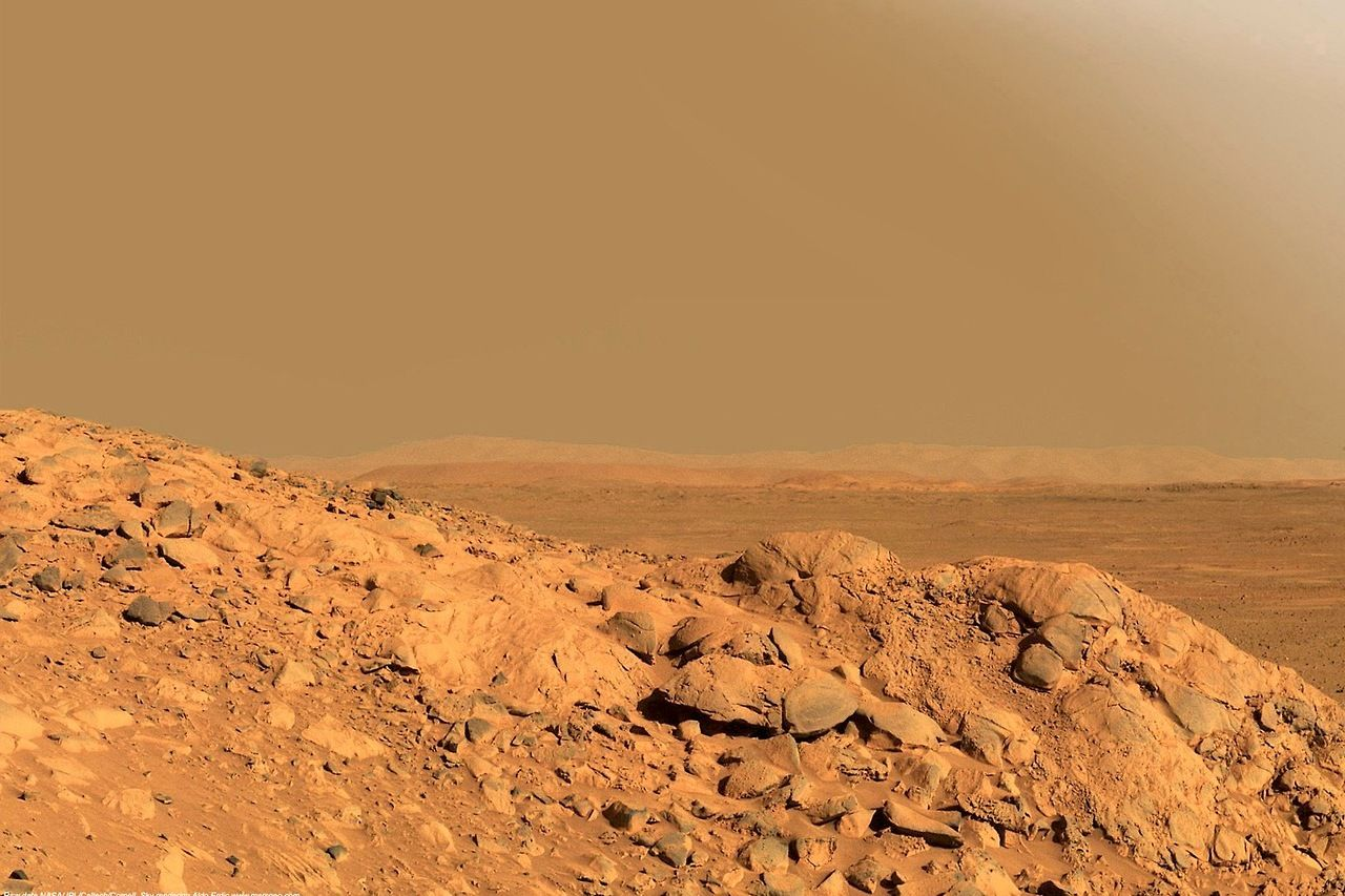mars image by The Website Geographer Mars Nasa