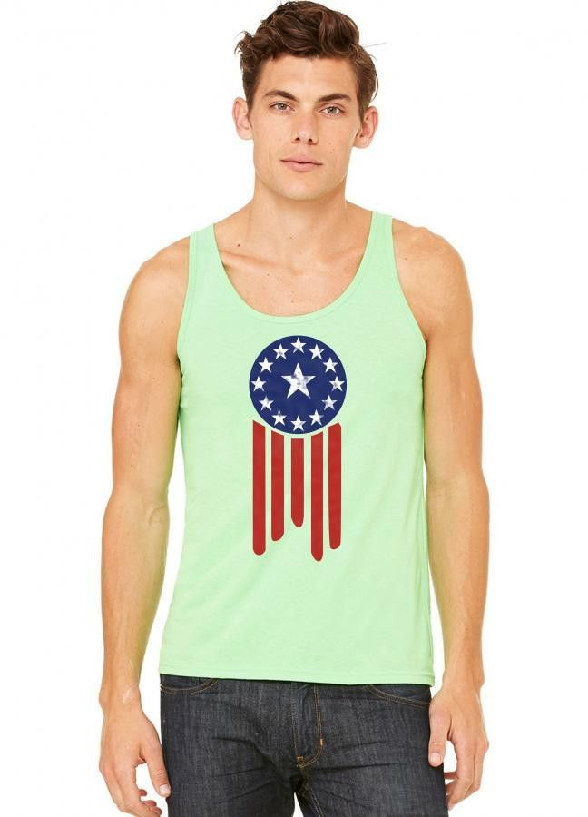 old world justice 2 tank top