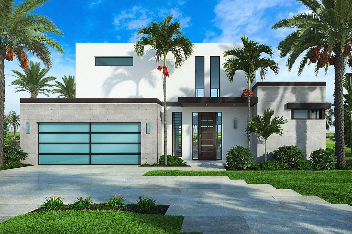 Plan 86082bw Modern Beach House For Indoor Outdoor Lifestyle Modern Beach House Beach House Exterior Beach House Plans