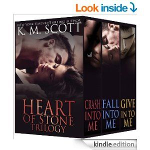Heart of stone trilogy