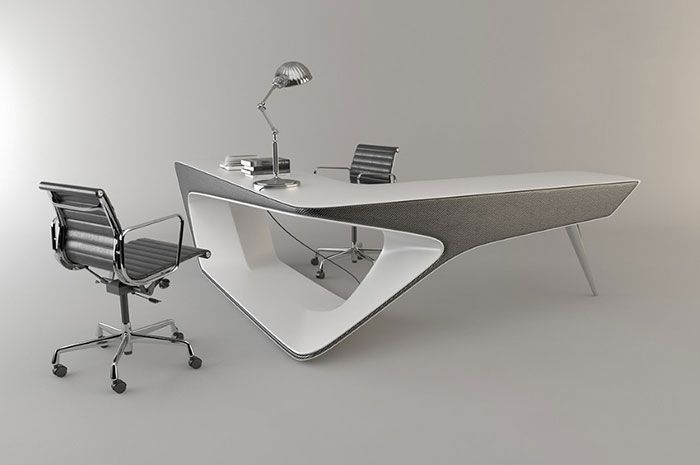 futuristic office desk. 25 Futuristic Technologies You May Live To See. Design TableDesk OfficeFurniture Office Desk R