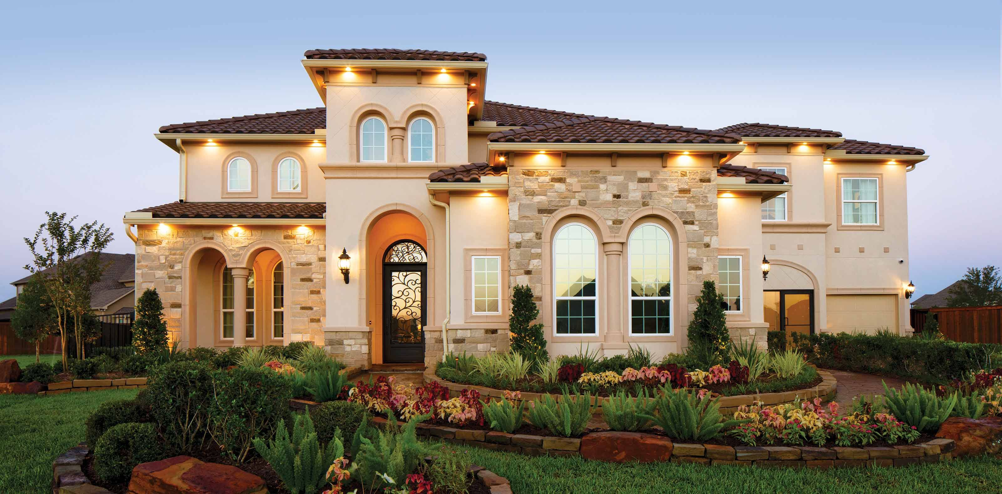 Toll Brothers Luxury Home Builder The Reserve In Katy