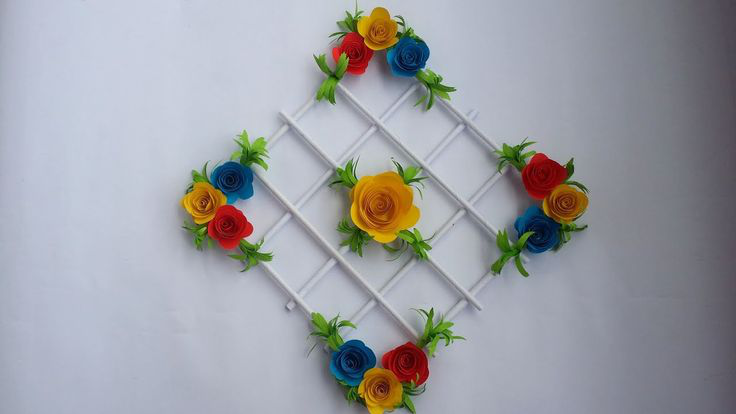 DIY: Wall Decoration Idea !!! How to Make Beautiful Flower Hanging for Room Decoration !!! #babyroom #babyroomdecor #babyroomdecoration #babyroomdesign #babyroomideas #Beautiful #decoration #DIY #flower #hanging #Idea #ROOM #roomdecor #Wall