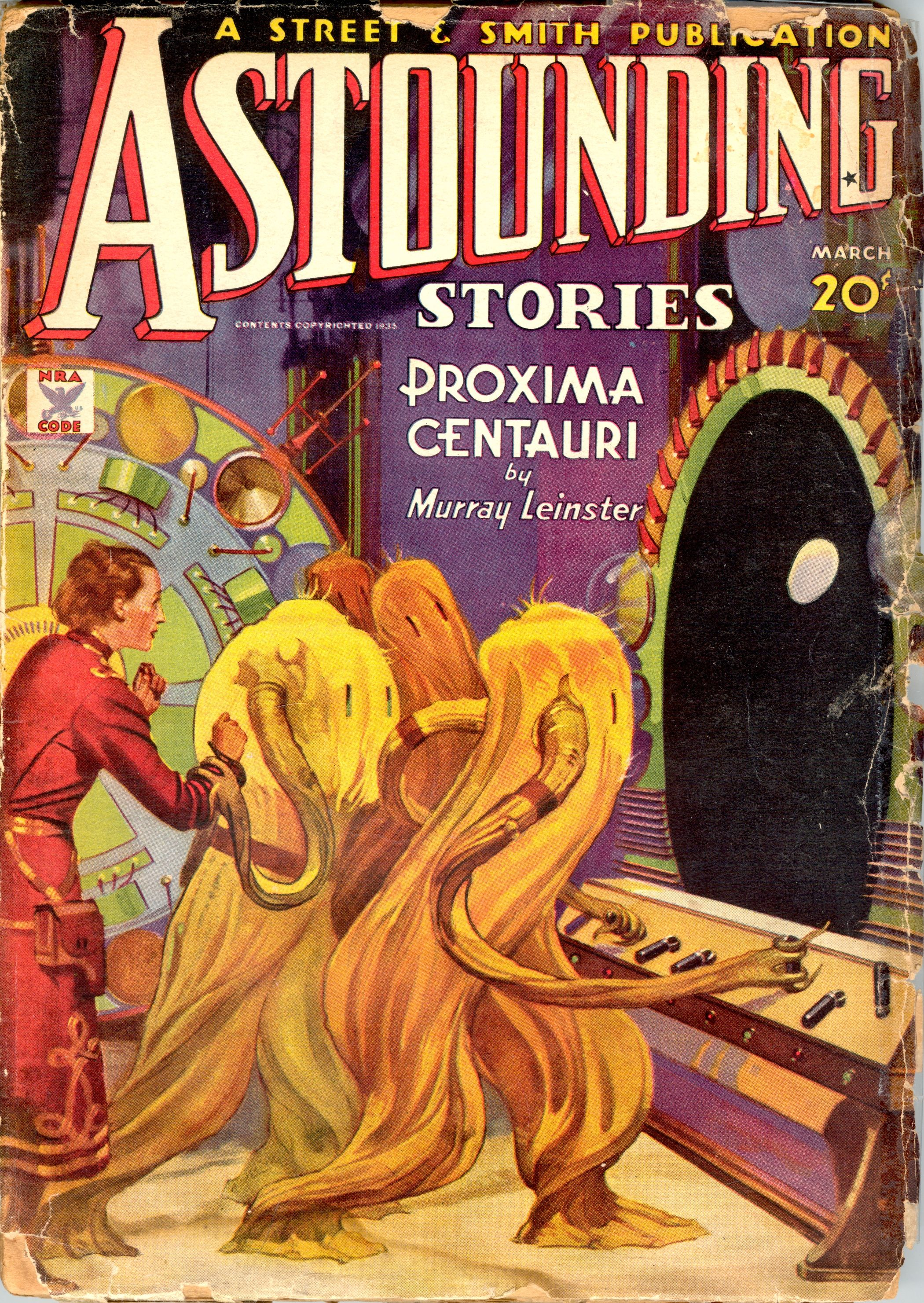 Sci Fi Pulp Fiction Covers 60