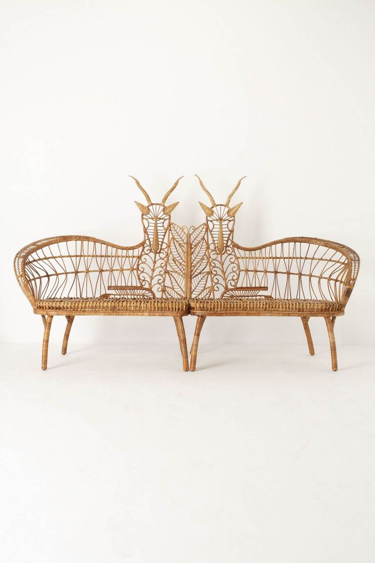 Springbok Benches | Rattan, Bambus und Einrichtung