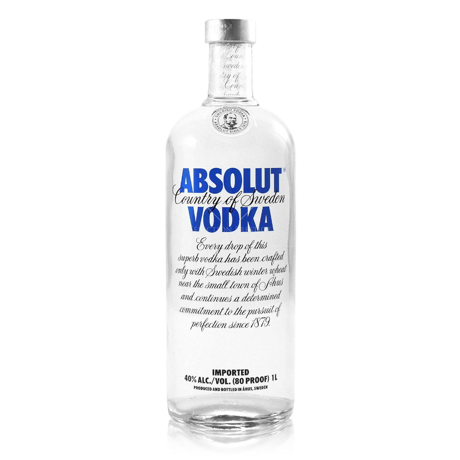 Absolut Vodka 21 89 Usd Regalos Pa L Housewarming Vodka