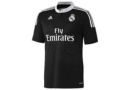 2b20186e0 adidas Real Madrid 2014-15 3rd Jersey