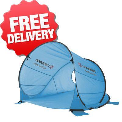 Caribee Pop Up Beach Tent Sun Shade UV Shelter - Blue  sc 1 st  Pinterest & Caribee Pop Up Beach Tent Sun Shade UV Shelter - Blue   Beach tent ...