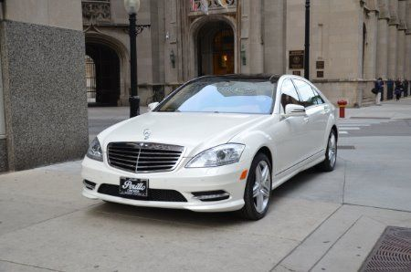 Used 2013 Mercedes Benz S Class S 550 4matic Chicago Il Benz