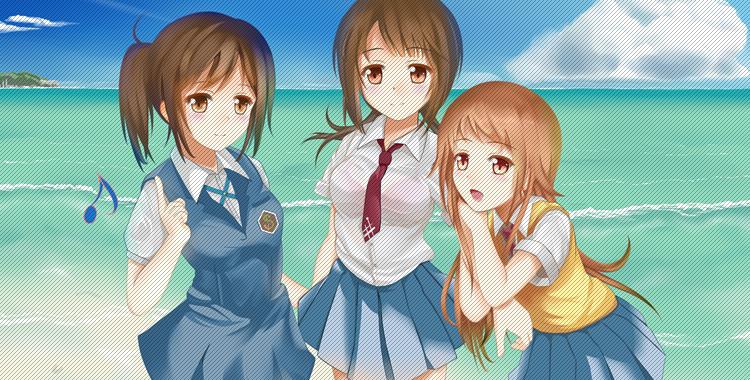 Tari Tari 3 Anime, Art, Zelda characters
