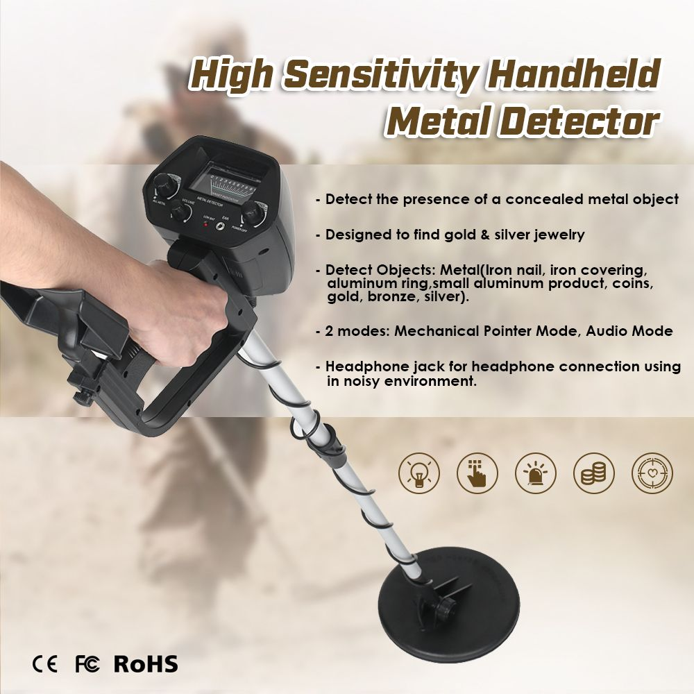 23+ Best metal detector for coins and jewelry information
