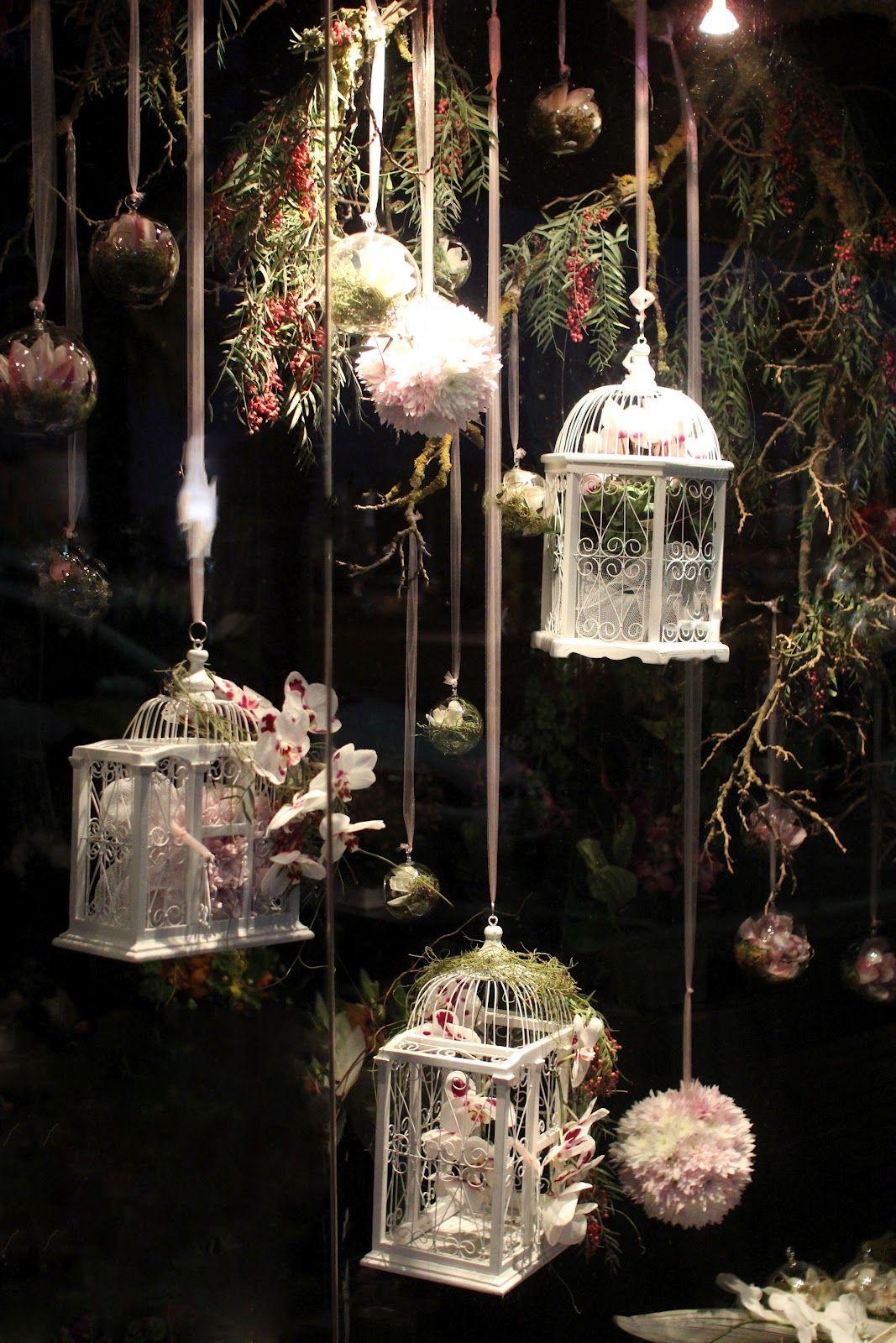 Mordialloc Florist Mothers Day Window Display Ventanas De