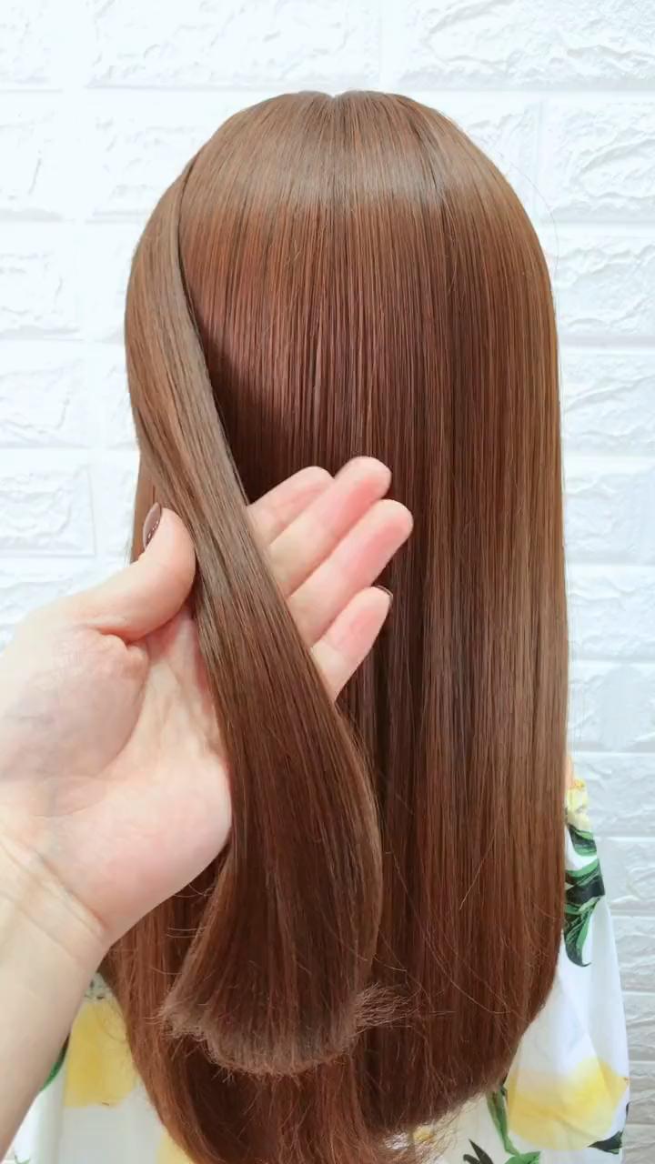 Hairstyles For Long Hair Videos Easyhairstyles Long Hair Styles Hair Styles Hair Braid Videos