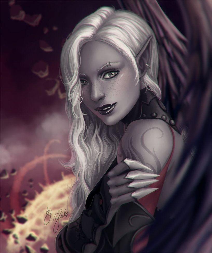 aion - asmodianzlide | kobiety elfki | pinterest | elves