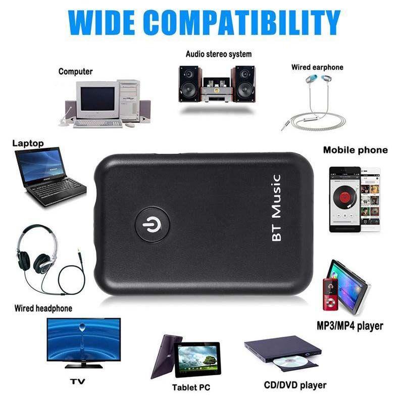 Neue 2 In 1 Wireless Bluetooth Empfänger Sender Bluetooth Audio Adapter Hot Unterhaltungselektronik Funkadapter