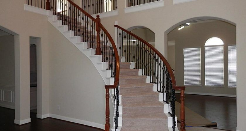 Curved Staircase Cost #Staircase