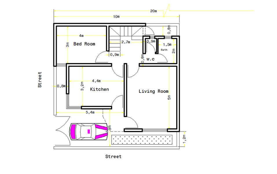 خرائط منازل 100 متر 10 10 المنشور الاول منتديات درر العراق How To Plan Floor Plans Diagram