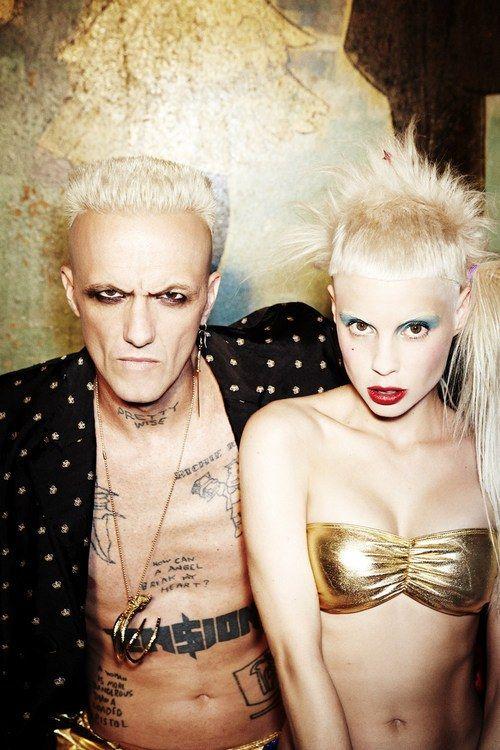 Die Antwoord New Details Emerge On Upcoming Album Donker Mag Updated Dg Die Antwoord Yolandi Visser Celebrity Portraits