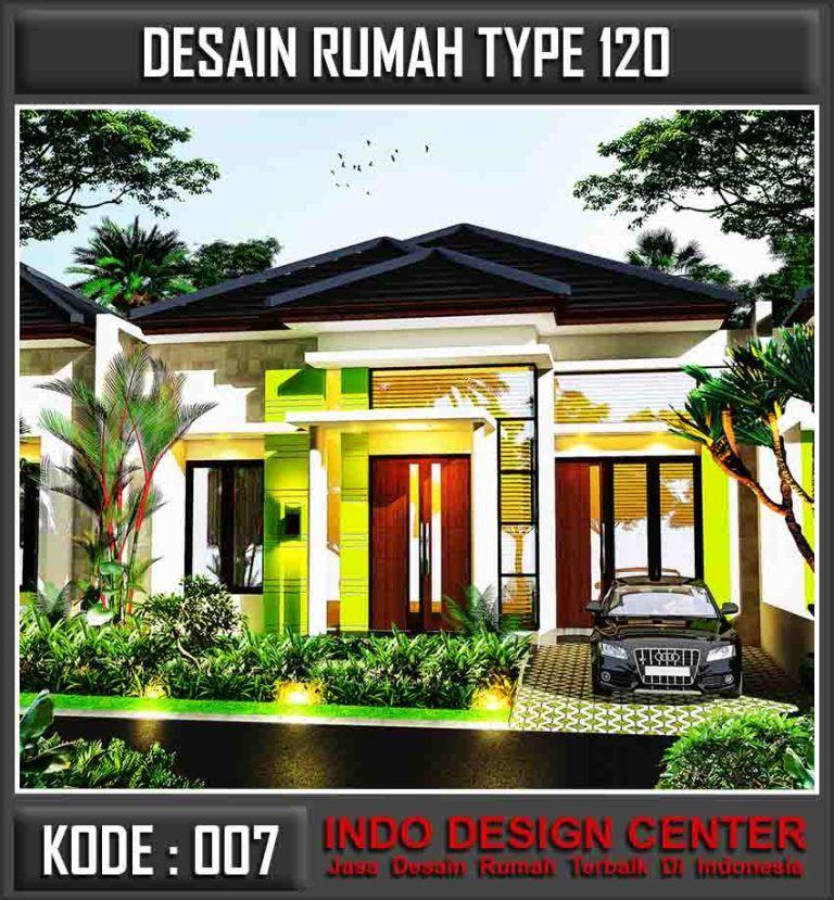 Kumpulan Desain Rumah 1 Lantai Jasa Desain Rumah Jakarta