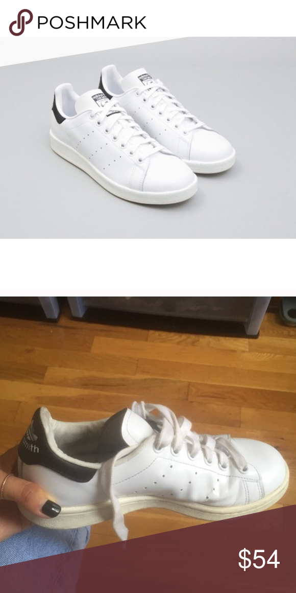 info for d0597 3097d Black tab stan smiths Hard to find and such a good staple ...