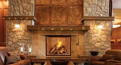 Grosse Ile, MI Fireplaces