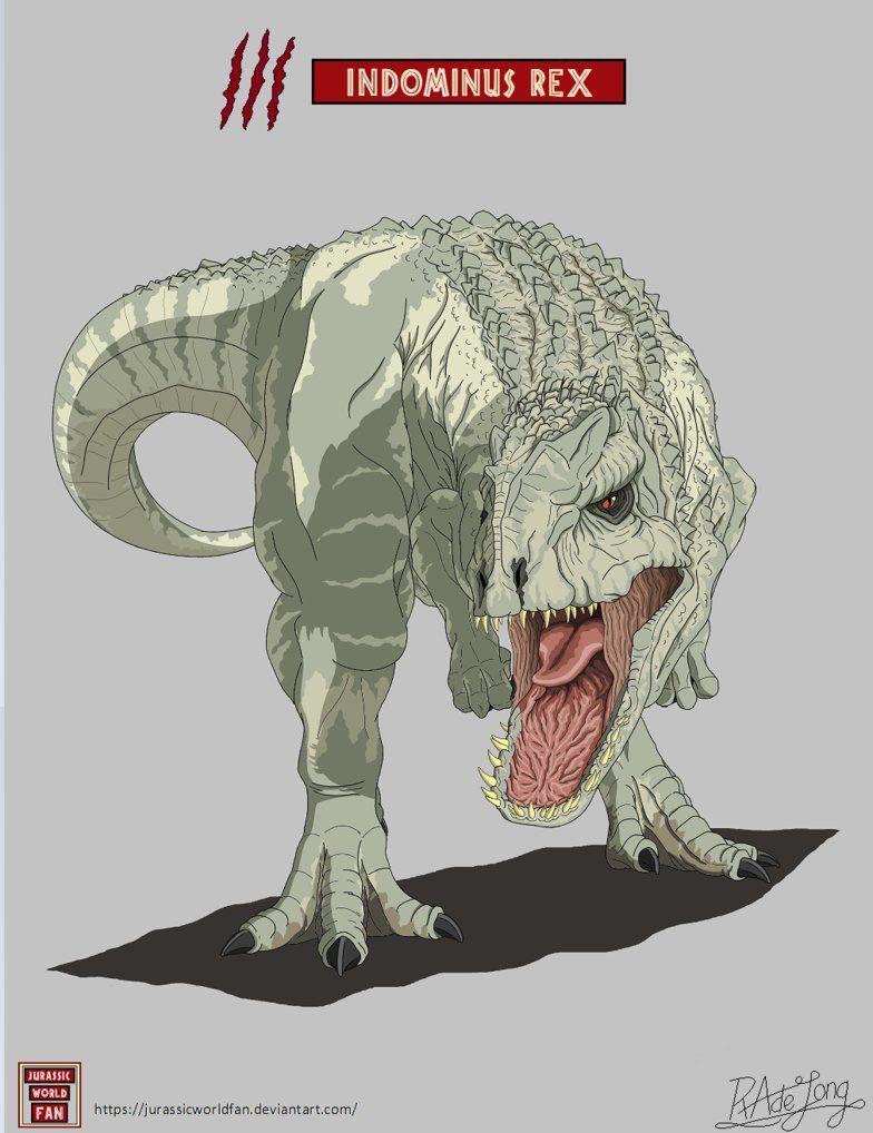 Indominus Rex Jurassic World Mosasaurus Dinosaurios Para ...