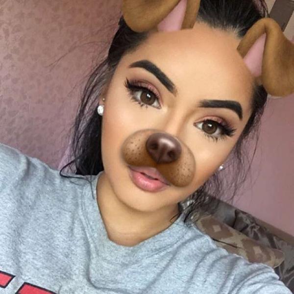 teamdesi Karla jara, Aesthetic makeup, Cute piercings