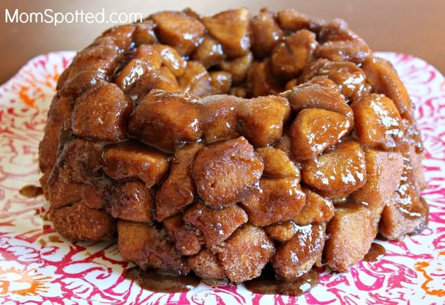 A Family Favorite Breakfast: Monkey Bread Recipe
