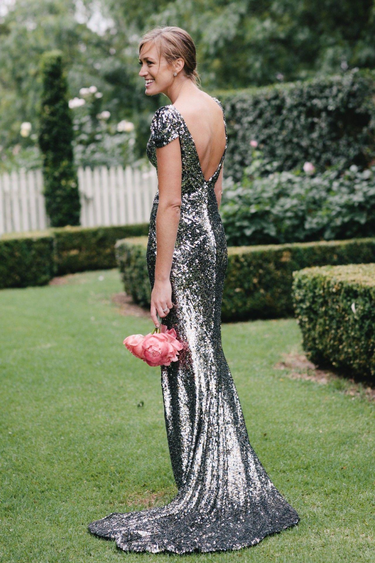 Jane Hill Sabine - Used Wedding Dresses   Sequin wedding dresses ...