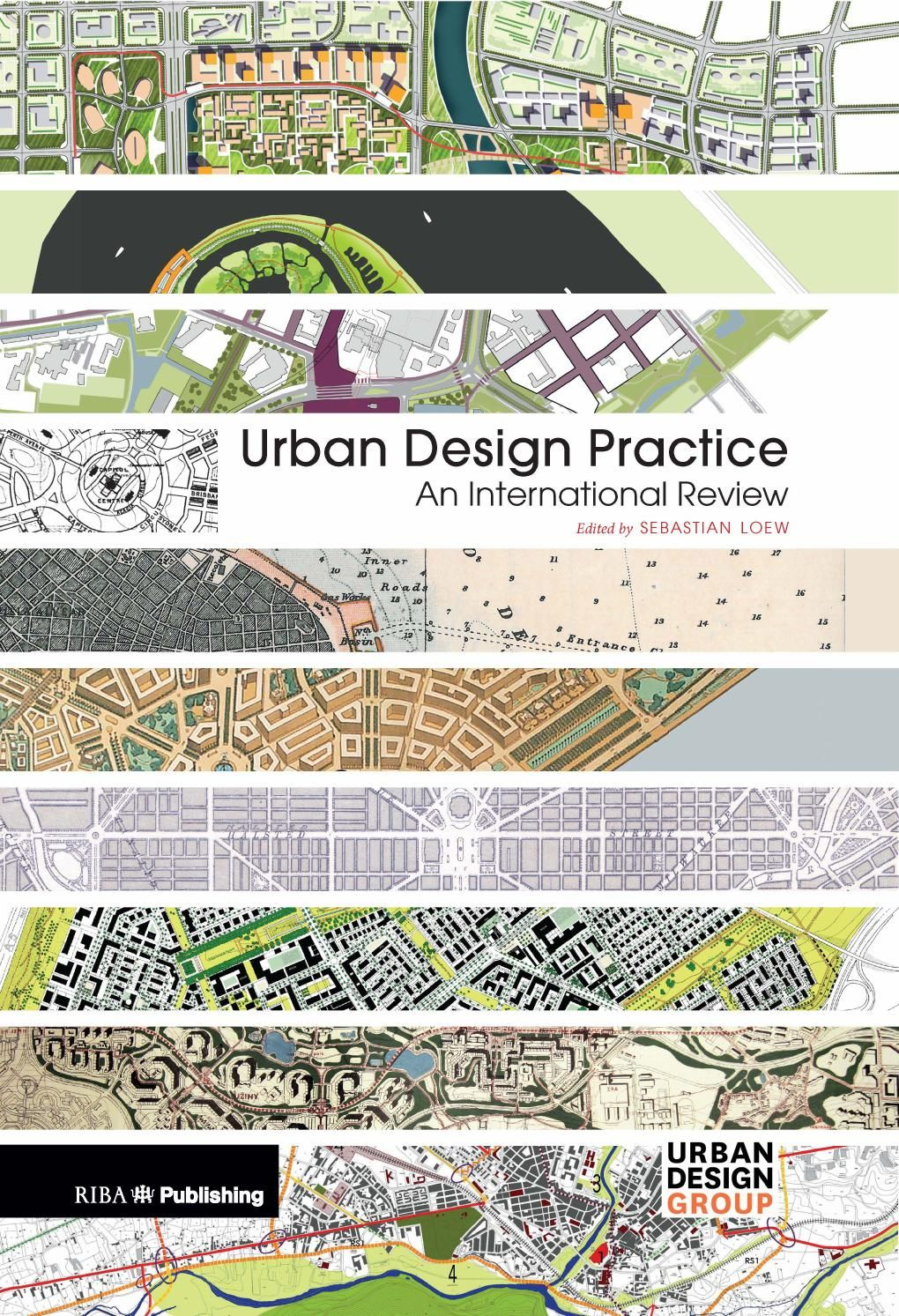 Urban Design Practice.  An International Review #urbanesdesign