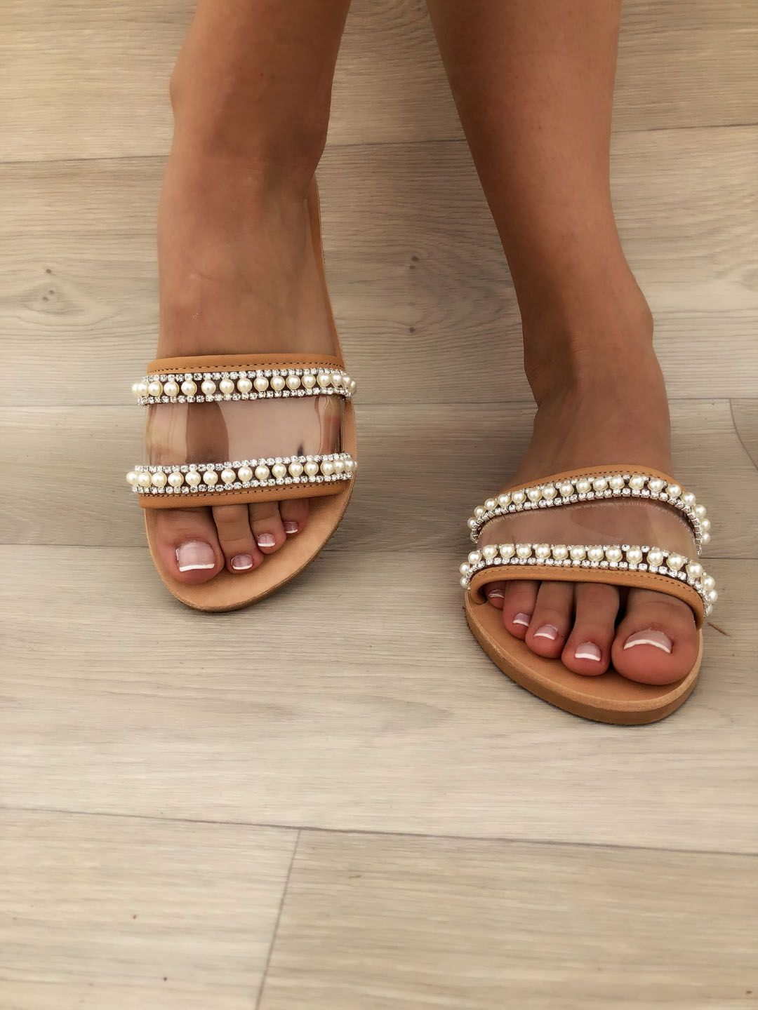 d413d4bfd Women s Pearls Sandals in 2019