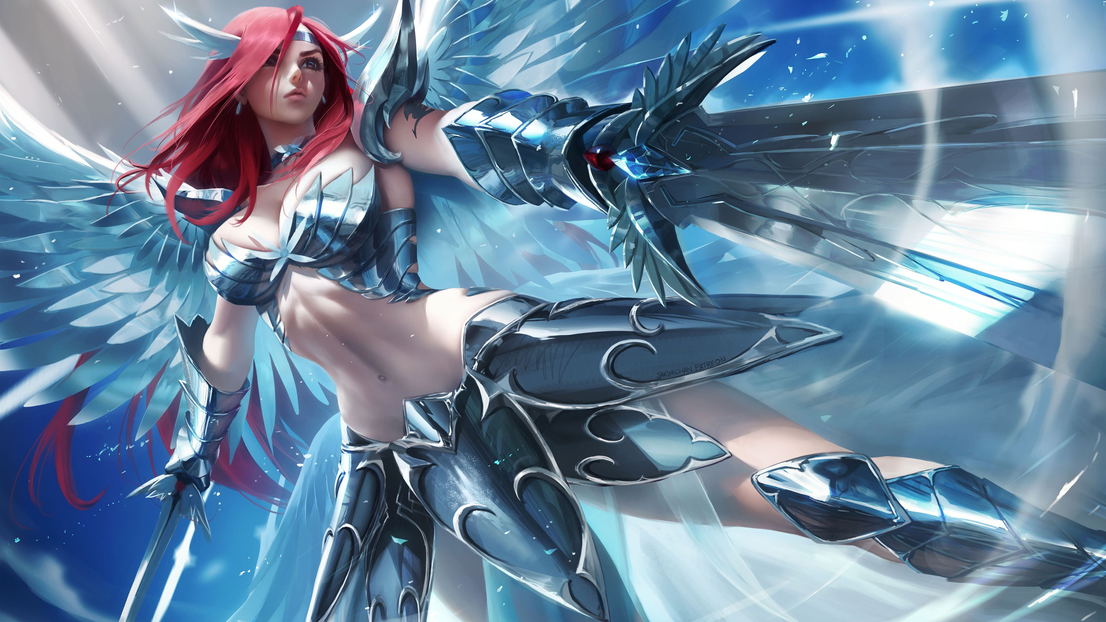 Erza Scarlet 4k Hd Wallpapers Digital Art Wallpapers Artwork Wallpapers Anime Wallpapers 4k Wallpapers In 2020 Fairy Tail Erza Scarlet Anime Fairy Fairy Tail Anime