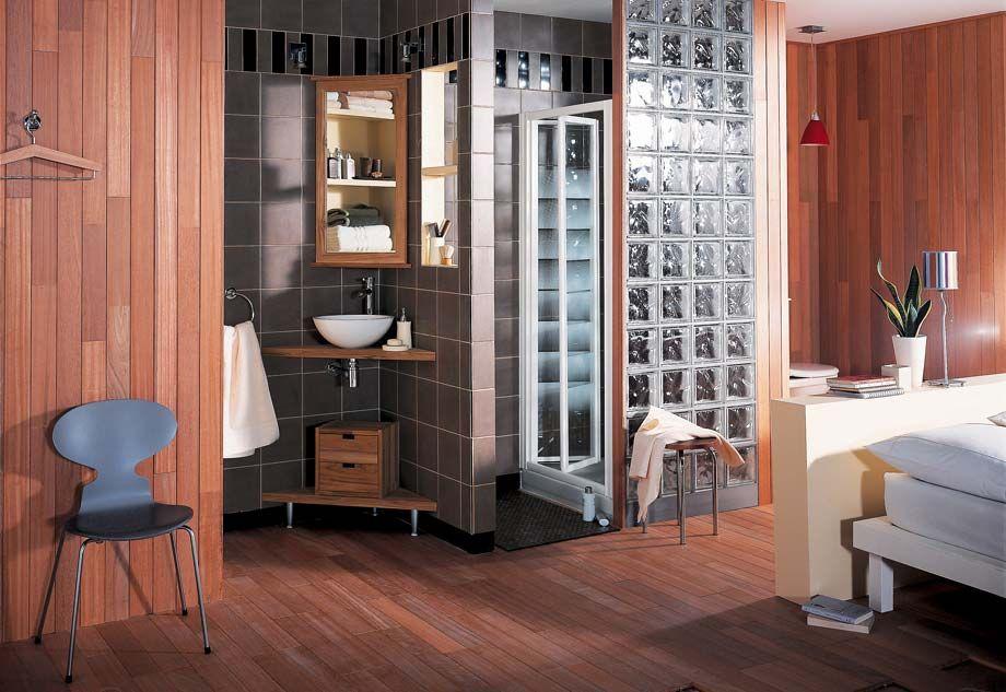 Une salle de bain avec chambre pour les filles bathroom Pinterest