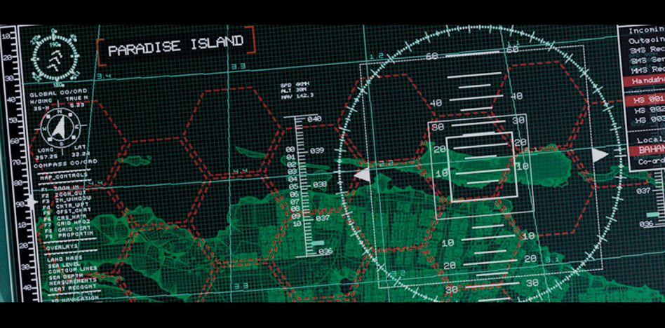 Blind - Scope   Ui / Fui   Interface design, Design, User interface
