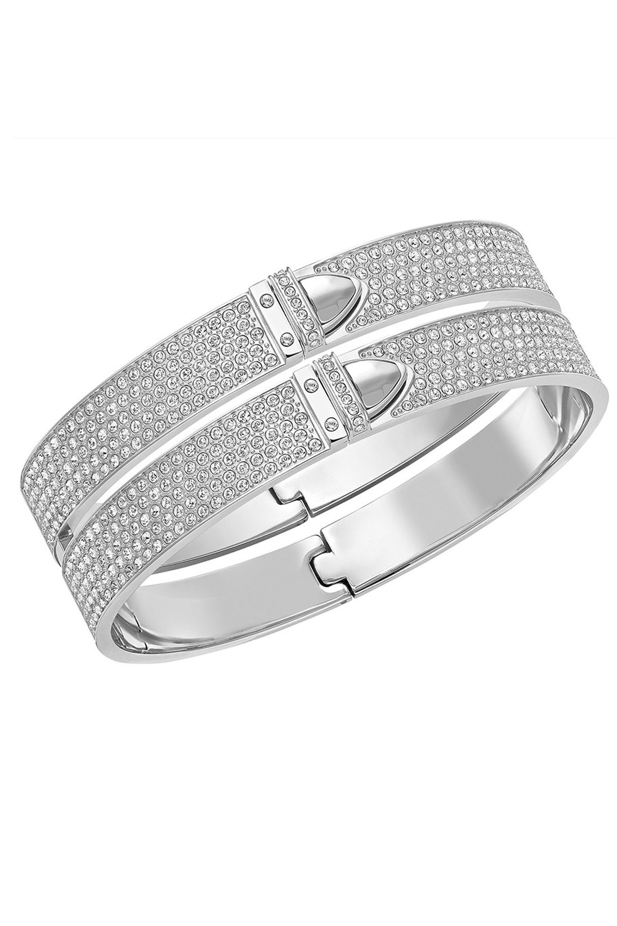 e55f693a5 Everyone loves a little bit of sparkle—check out this Swarovski Distinct  Wide Bangle.