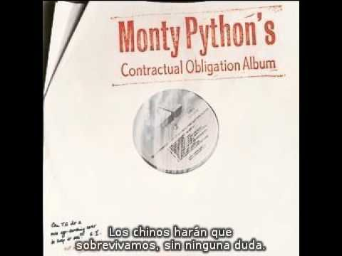 6-I Like Chinese (Monty Python's Contractual Obligation Album Subtitulad...