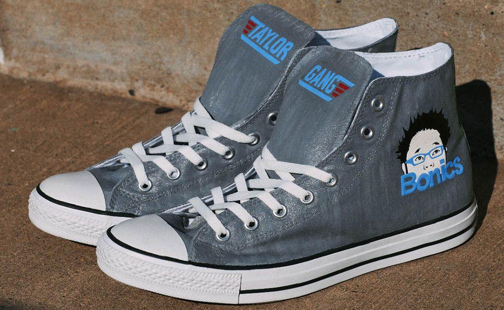 Brush Footwear for Taylor Gang x DJ Bonics