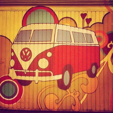 Garaje hippie