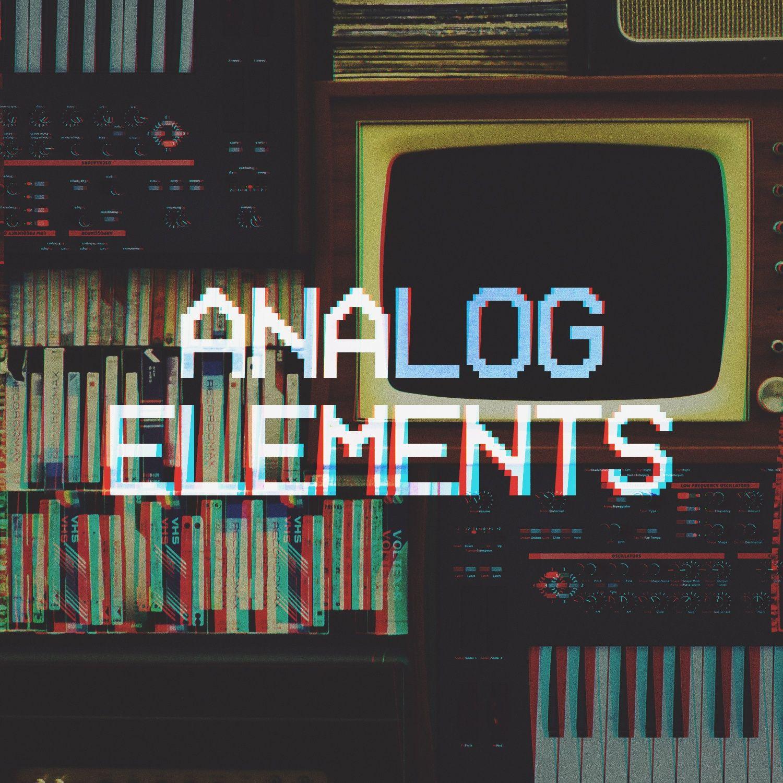 Analog Elements for MainStage Logic pro x, Logic pro