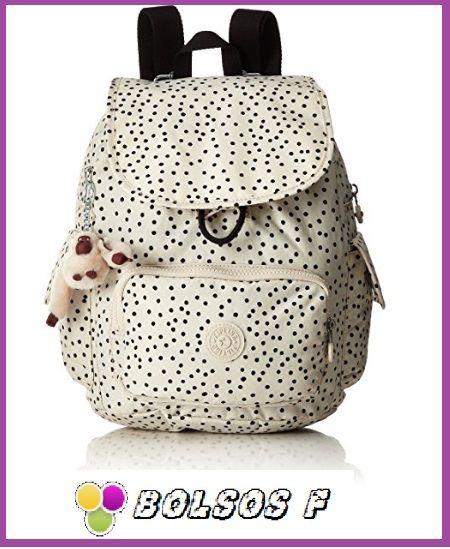 d6cdb2659 Kipling City Pack S Mochila Mujer: esta es una bolsa de bella y ligera  resaltando un estampado, interesante y cómodo ideal para ti, está preciosa  prenda ...