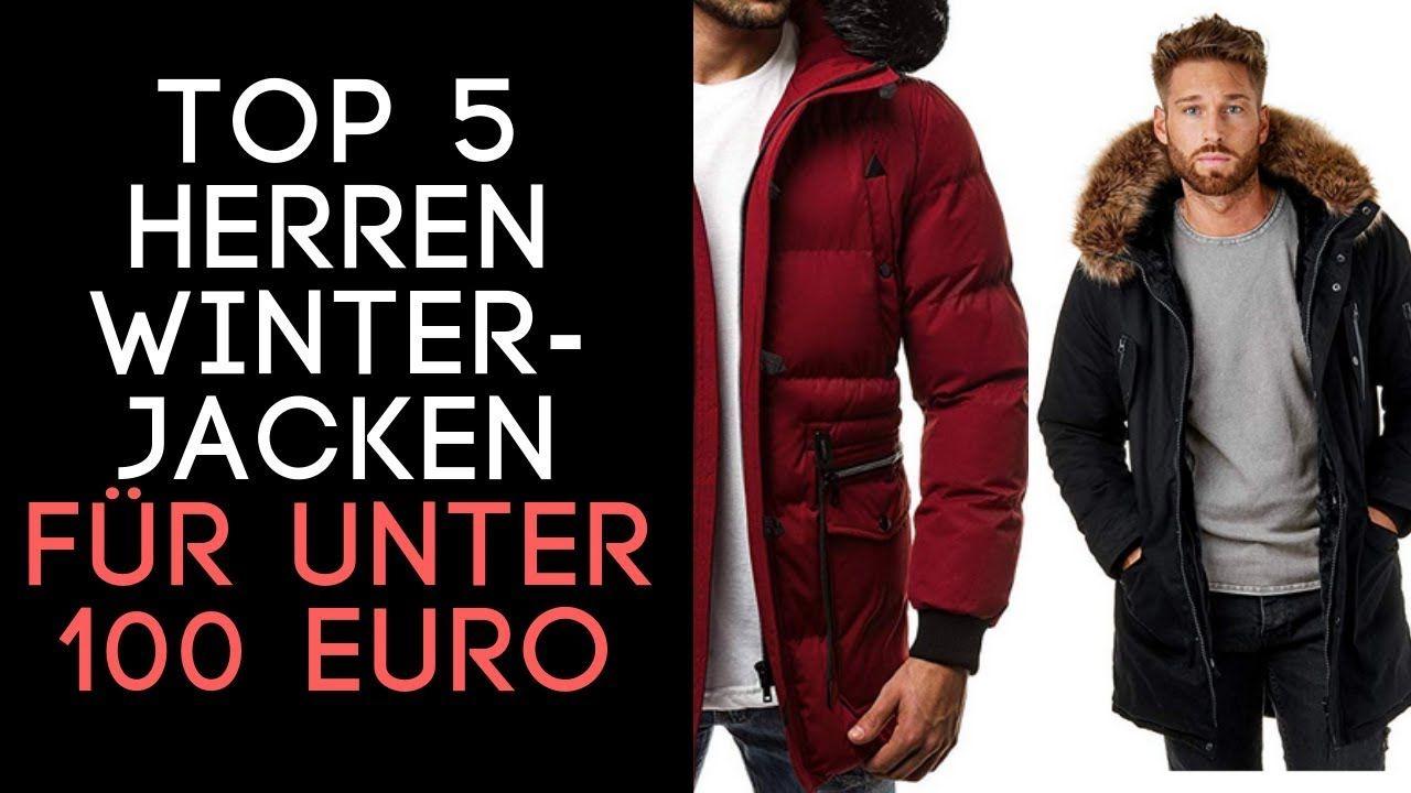 Beste Herren Winterjacken 2018 für unter 100 EURO! TOP 5 Auf